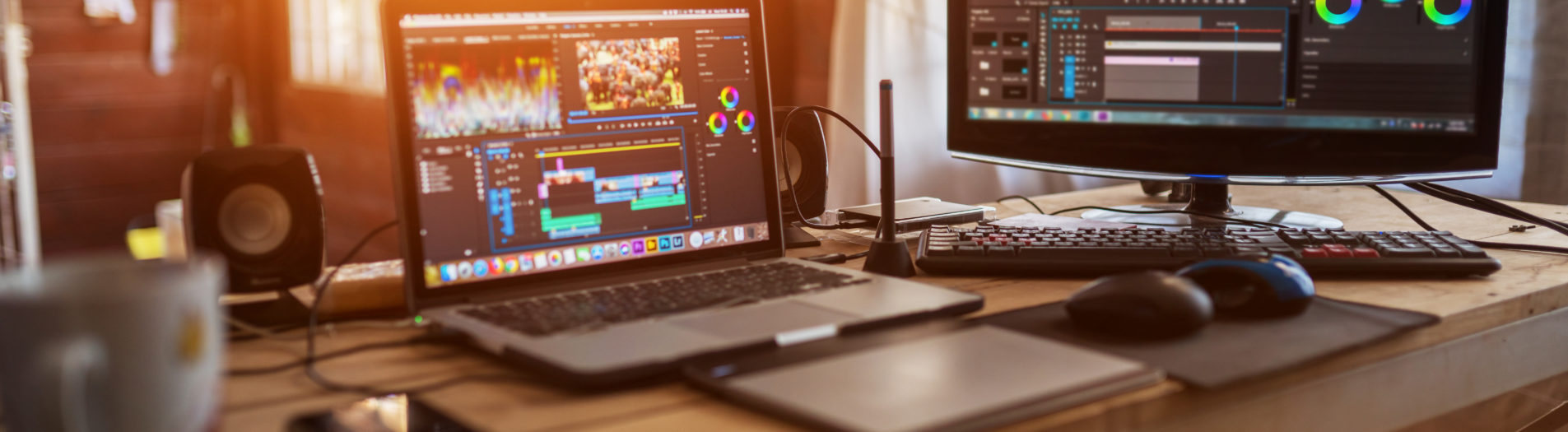 Video Production and Post-production by Paulina